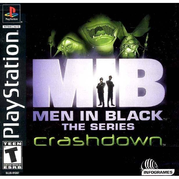 Men in Black - The Series: Crashdown