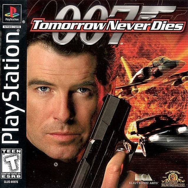 007: Tommorrow Never Dies