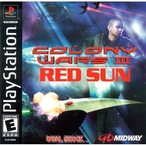 Colony Wars III: Red Sun