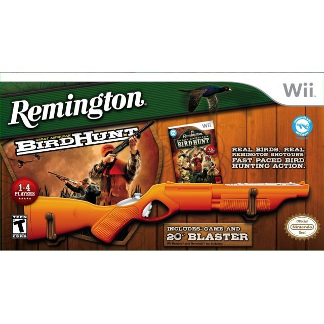 Remington Great American Bird Hunt (w/ Rifle)