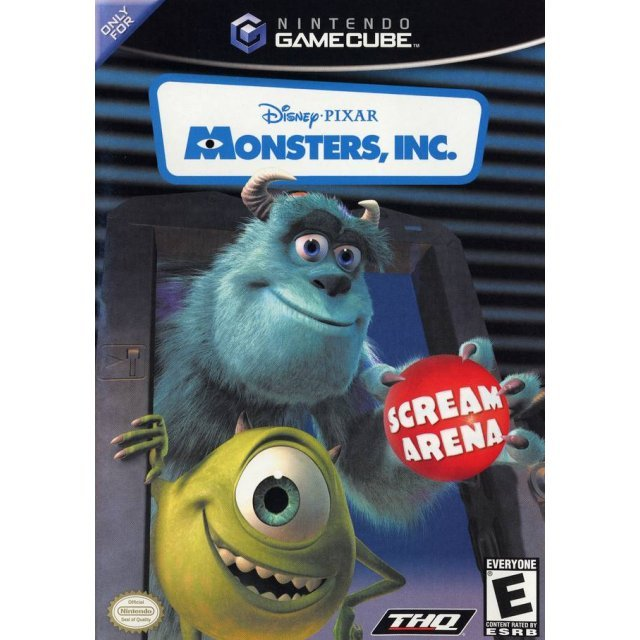 Monsters, Inc. Scream Arena