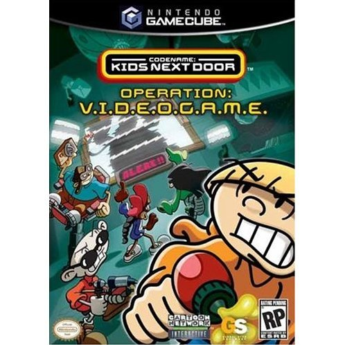 Codename: Kids Next Door: Operation V.I.D.E.O.G.A.M.E.