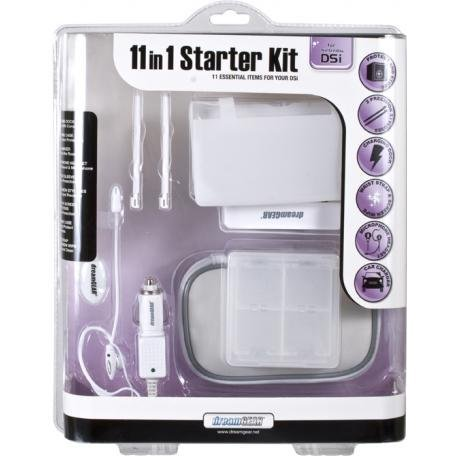 DreamGear 11 in 1 Starter Kit - White