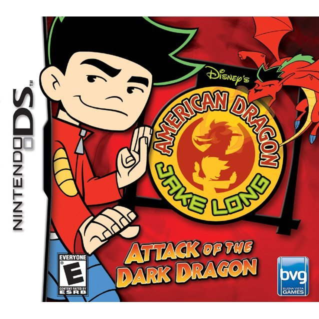 Disney's American Dragon: Jake Long, Attack of the Dark Dragon