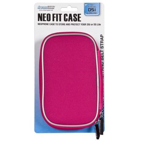 DreamGear Neo Fit Case - Pink