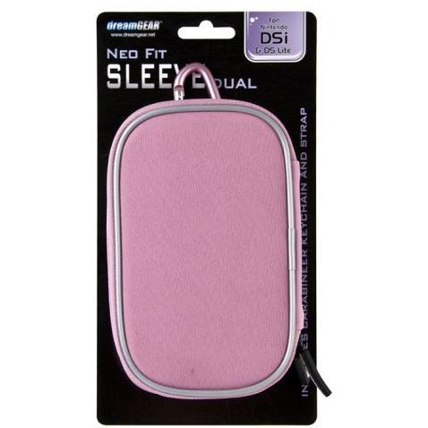 DreamGear Neo Fit Sleeve Dual - Light Pink