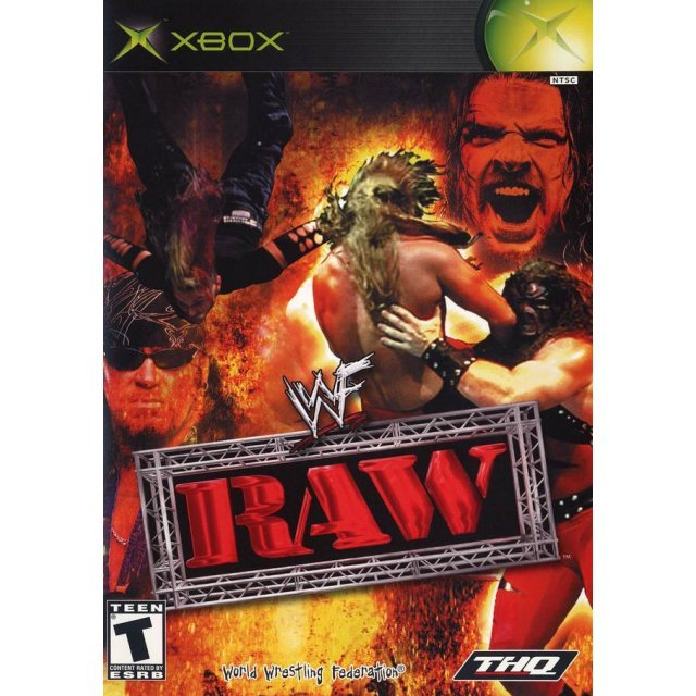 WWE Raw (Platinum Hits)