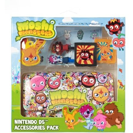 Moshi Monsters 7-in-1 Accessory Pack (Katsuma)