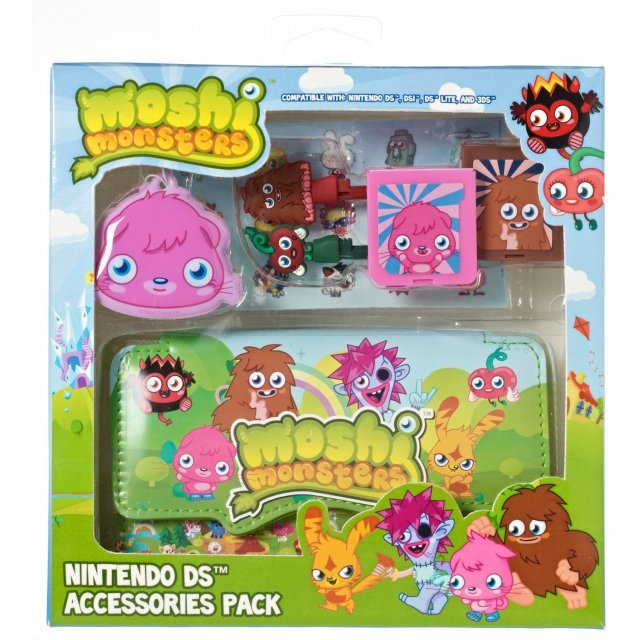 Moshi Monsters 7-in-1 Accessory Pack (Poppet Edition)
