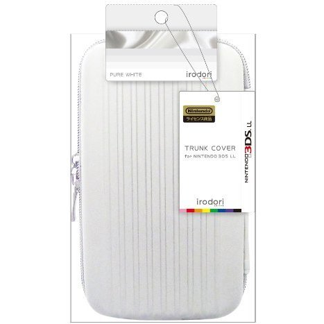 Trunk Cover for 3DS LL (Pure White)
