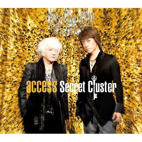 Secret Cluster [Limited Edition Type A]