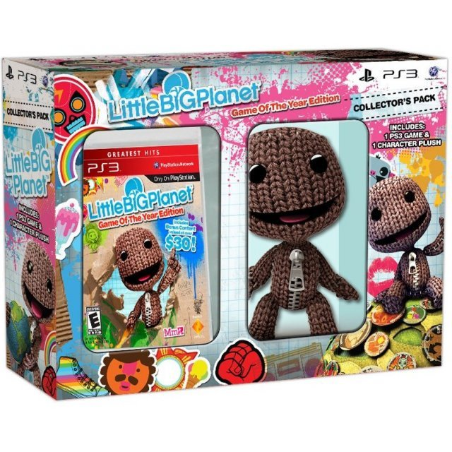 LittleBigPlanet: Game of the Year Edition (Collector's Pack)
