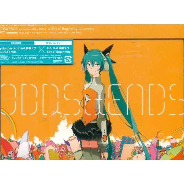 Odds & Ends [CD+Blu-ray Limited Edition Type A]