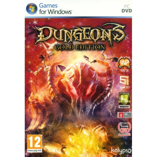 Dungeons Gold Edition (DVD-ROM)