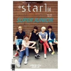 Fashion & Lifestyle Magazine @Start1 Super Junior