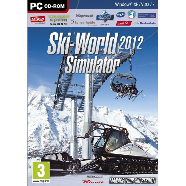 Ski World Simulator 2012