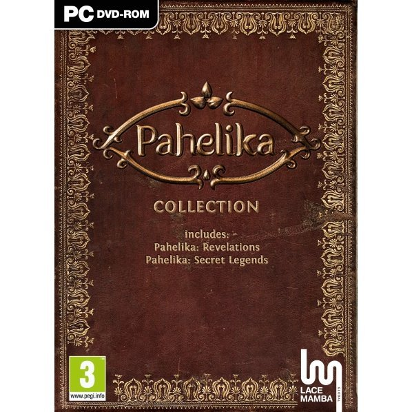 Pahelika Collection (DVD-ROM)