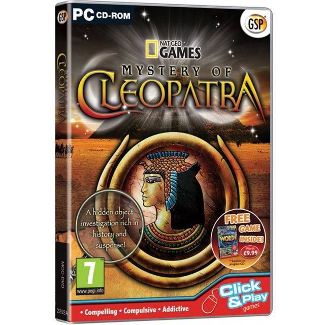 National Geographic: Mystery of Cleopatra