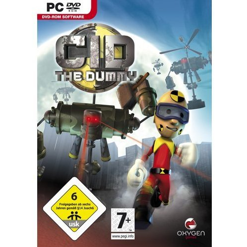 CID The Dummy (DVD-ROM)