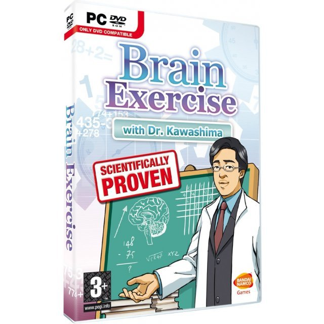 Brain Exercise with Dr. Kawashima (DVD-ROM)