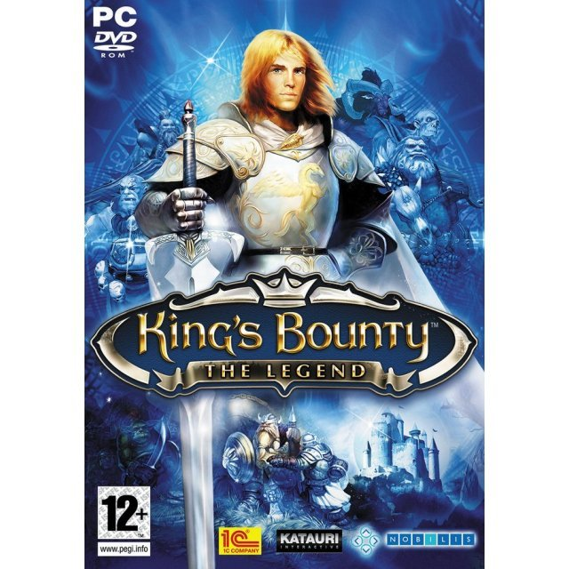 Kings Bounty: The Legend (DVD-ROM)
