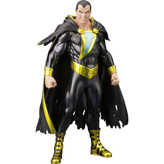 ARTFX+ DC Comics New 52 1/10 Scale Pre-Painted Figure: Black Adam