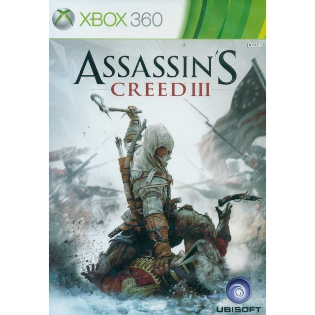 Assassin's Creed III (English Version)