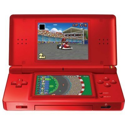 Nintendo DS Lite (Red)