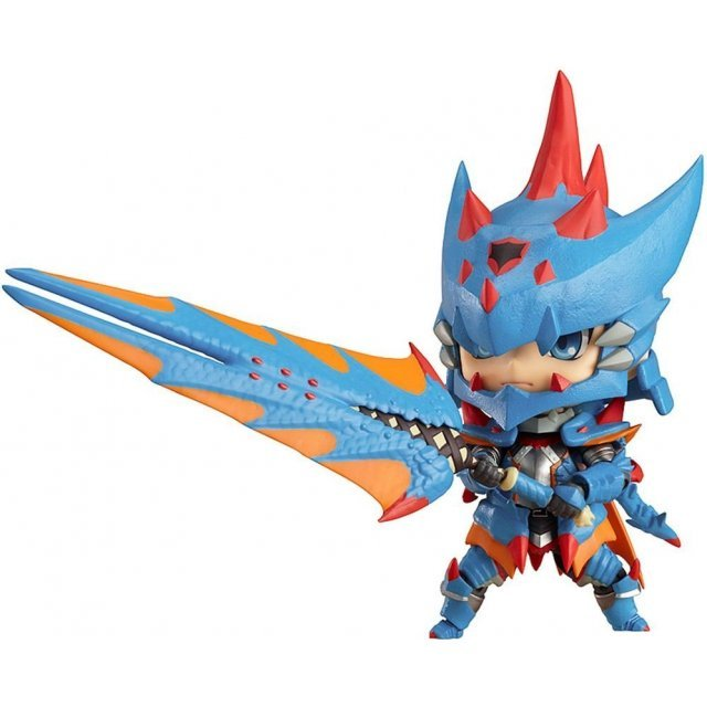 Nendoroid No. 266 Monster Hunter: Male Swordsman - Lagia X Edition