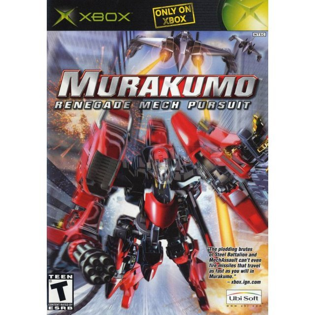 Murakumo: Renegade Mech Pursuit