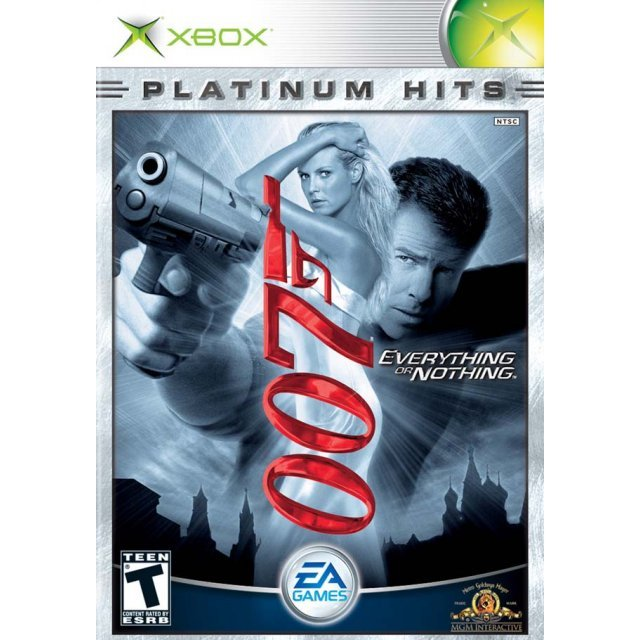 James Bond 007: Everything or Nothing (Platinum Hits)