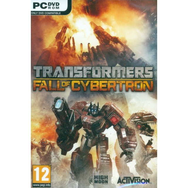 Transformers: Fall of Cybertron (DVD-ROM)
