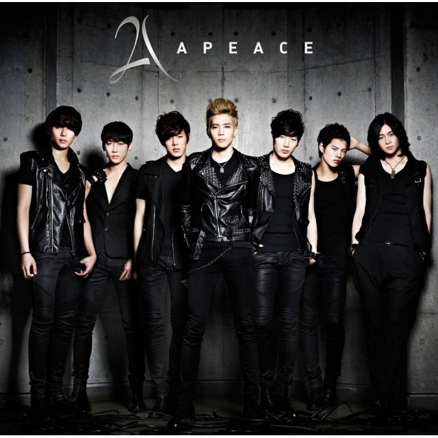 Apeace Onyx Ver. [CD+DVD]