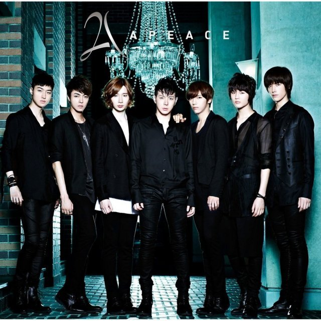 Apeace Jade Ver. [CD+DVD]