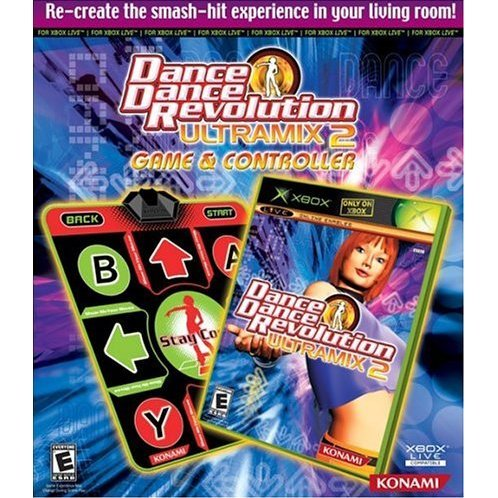 Dance Dance Revolution Ultramix 2 (Bundle)