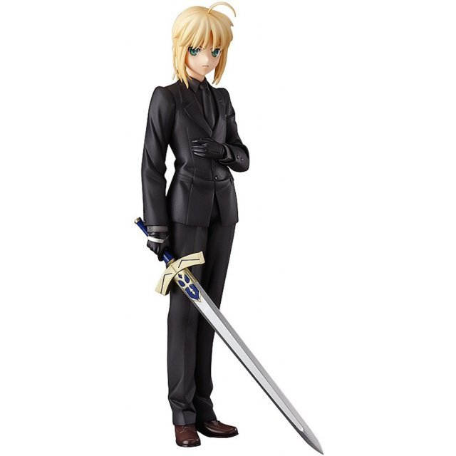 Fate/Zero 1/8 Scale Pre-Painted PVC Figure: Saber/Zero: Refined Ver