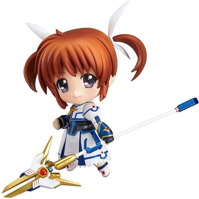 Nendoroid No. 263 Magical Girl Lyrical Nanoha The MOVIE 2nd A`s : Takamachi Nanoha: Exelion Mode Edition