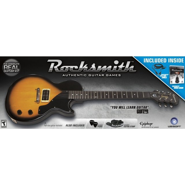 Rocksmith (Guitar/Bass Bundle)