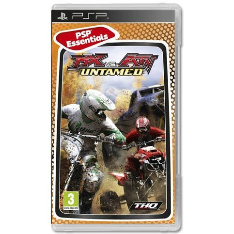 MX vs. ATV Untamed (PSP Essentials)