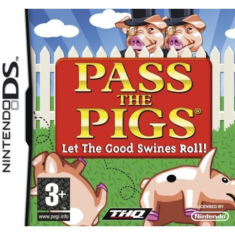 Pass the Pigs: Let the Good Swines Roll!