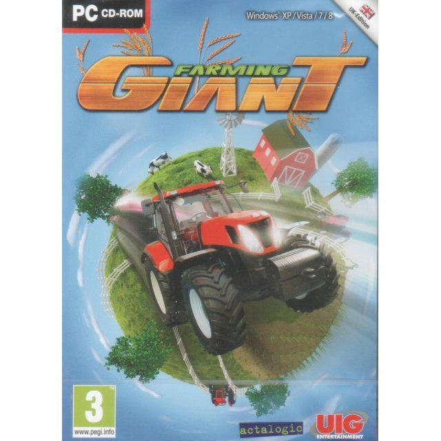 Farming Giant (DVD-ROM)