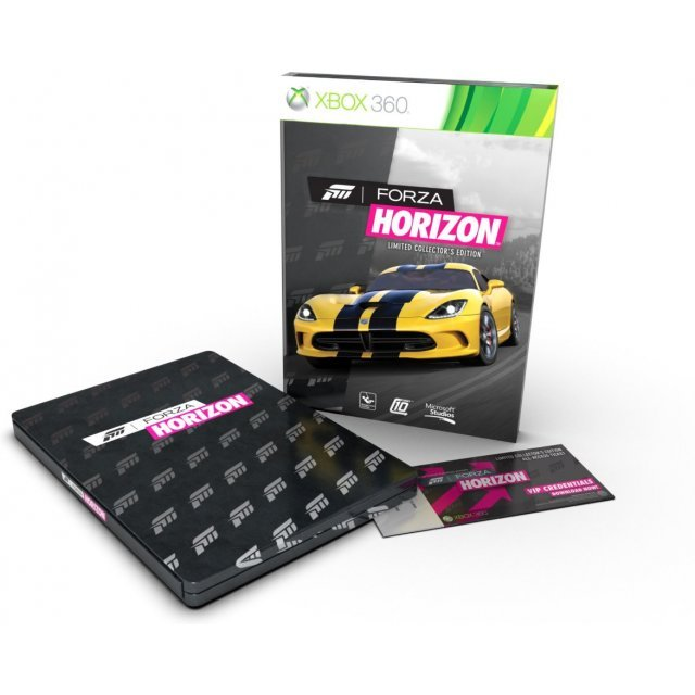 Forza Horizon [Limited Collector's Edition]