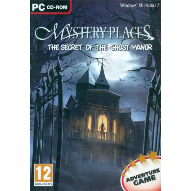 Mystery Places: The Curse of Midnight Manor