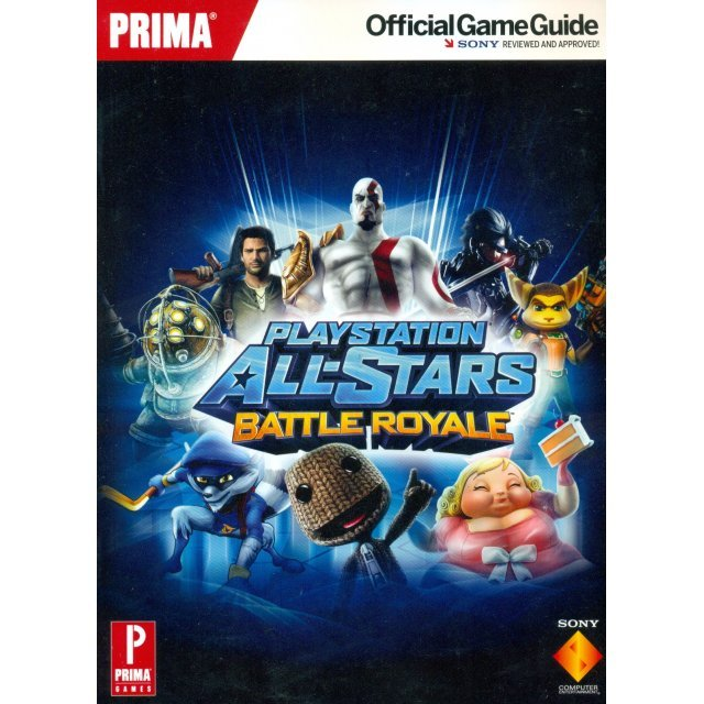 All Stars Battle Royale: Prima Official Game Guide