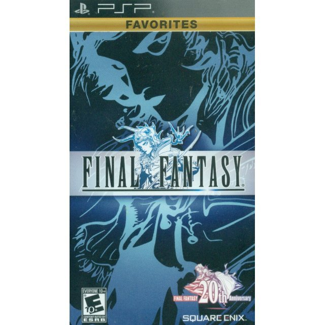 Final Fantasy Anniversary Edition (Favorites)