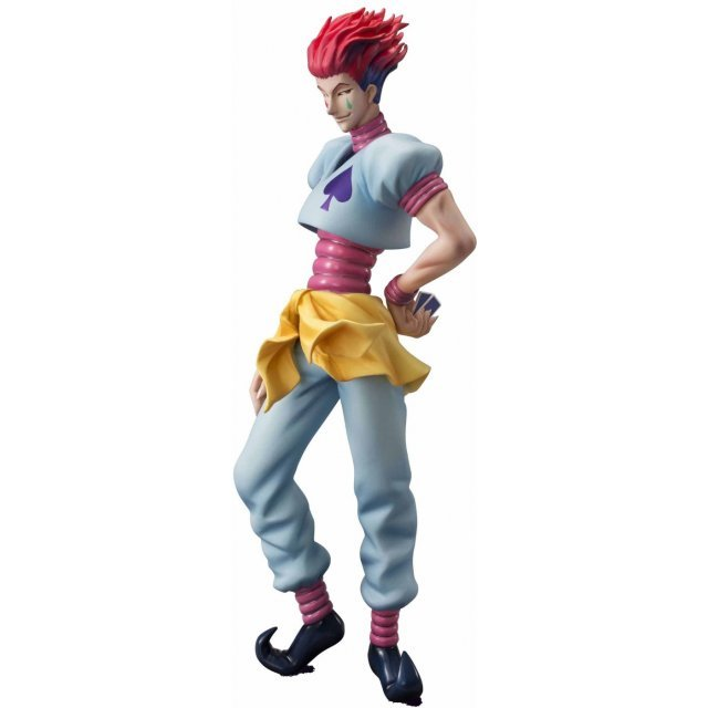 GEM Series Hunter X Hunter 1/8 Scale Pre-Painted PVC Figure: Hisoka