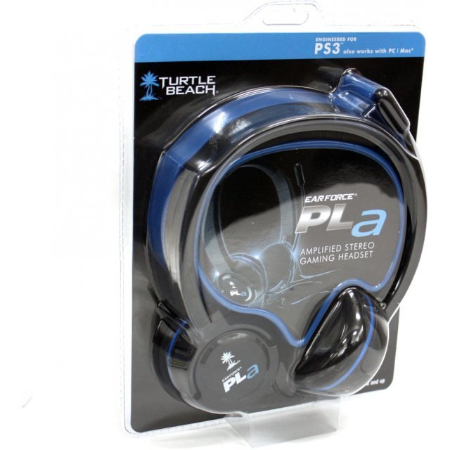 Turtle Beach Ear Force PLa Amplified Headset (PS3)