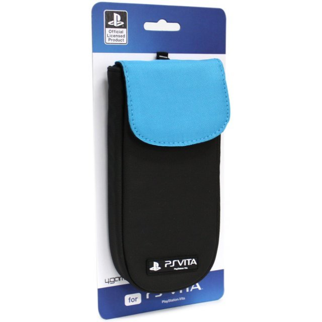 Officially Licensed 4Gamers Clean 'n' Protect Pouch (Blue)