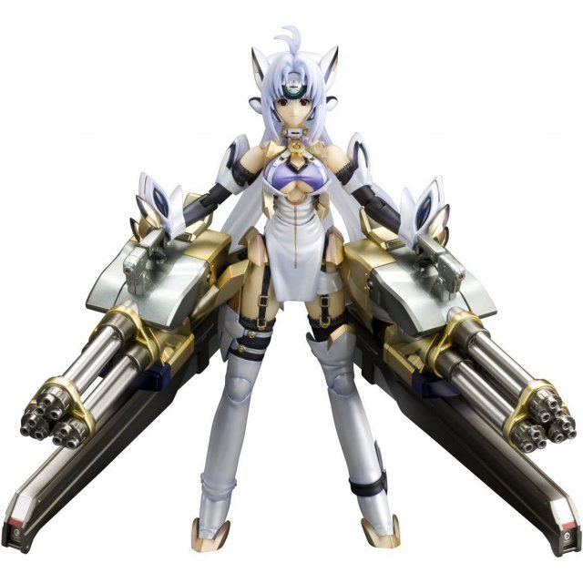 Xenosaga Episode III 1/12 Scale Pre-Painted PVC Figure: KOS-MOS Ver.4