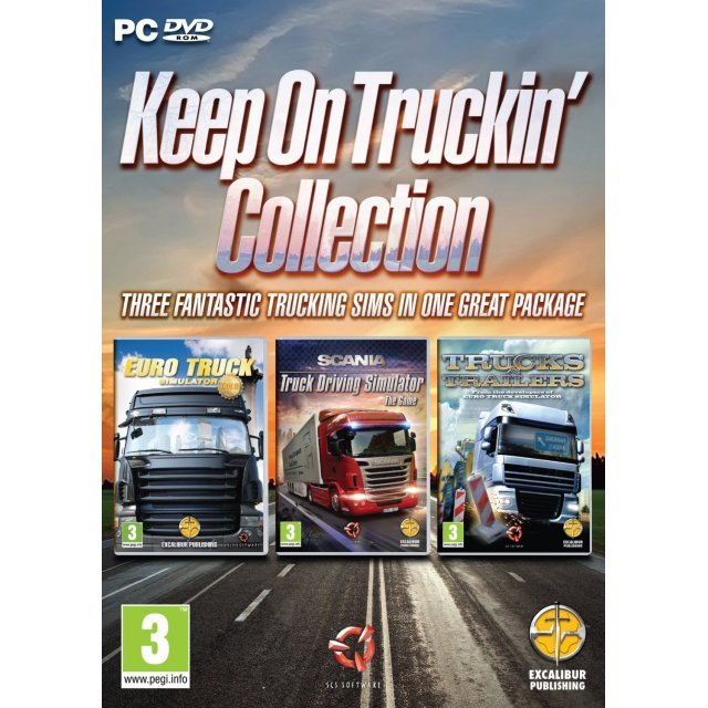 Keep on Truckin' Collection (DVD-ROM)